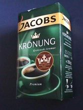 Jacobs Kronung ground coffee best quality