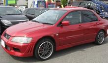 Mitsubishi Lancer Evolution VII 2.0 GT-A 4x4 2002