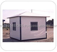 Encondek Polystyrene (EPS) Insulated Colourbond Sandwich Panel Portable Guard House