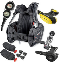 Mares Intermediate Open Water Scuba Gear Package With Free Shipping