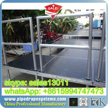 factory price portable small stage lighting truss system