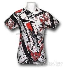 Wholesale T Shirts Manufacturers/Pakistan Sublimation Mesh T shirt/Custom Printing Own T Shirt Logo