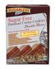Sugar free Chocolate Oatmeal Cookies