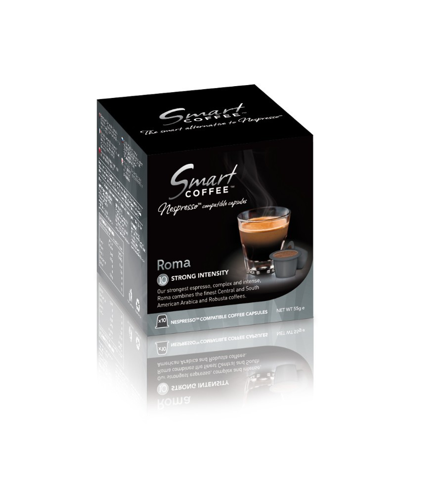 Roma (intensity 10) Nespresso Compatible Capsule  Buy