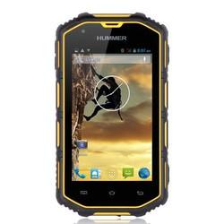 4 inch MTK6572 Dual Core Cell Phone Android 4.2 3G GPS IP68 Waterproof Dustproof Shockproof Smartphone 100% orignal HUMMER H5