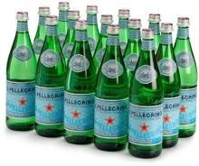 san pellegrino sparkling natural mineral water , wholesale San Pellegrino Mineral Water 12 x 75cl Glass