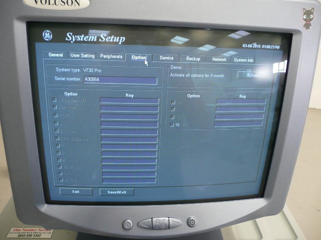 Voluson 730 Pro User Manual