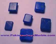 LAPIS LAZULI CUT STONES FOR SPECIAL DESIGN JEWELRY FROM AFGHANISTAN