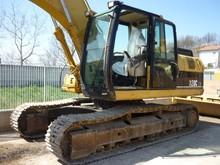 Crawler excavator CATERPILLAR 320C LN / 2003 / code 4988