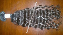 Indian Remy 100% tangle free Hot selling Wavy Human Hairs