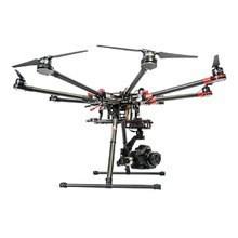 Discount + Free Shipping & Delivery DJI Spreading Wings S1000 Octocopter with Gimbal for Canon 5D Mark III