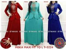 Kaftan maxi dress miska
