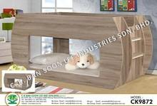 CK9872 Children Furniture Kids Room Mini Bunk Bed