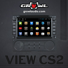 Growl Audio Android OEM Head Unit fit for Foton View CS2/C2