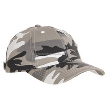 Camouflage Print Man Army Military Cap