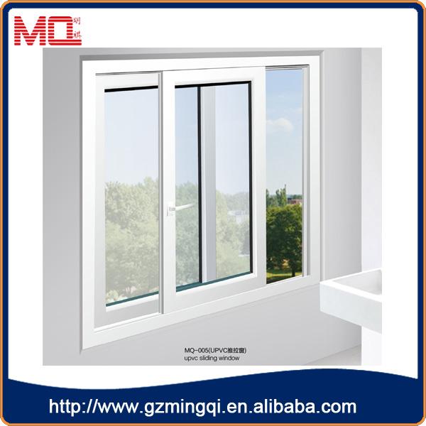 Top Quality Sliding Windows : Best seller guangzhou pvc sliding windows eco material