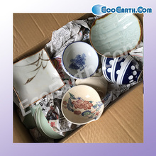 Used eco-friendly dinnerware set , other style glasses also available
