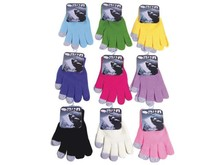Wholesale Kid Touch Screen Gloves