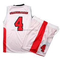 Healong Custom Made team basketball singlet womens basketball uniform design