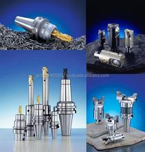 NIKKEN high performance drill chuck adapter for high speed machining