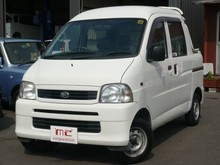 Reasonable and Good looking japanese used pickups pickup HIJET CARGO 2001 used car with Good Condition