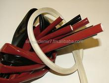 fiberglass slicone rubber sleeve