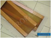 Polyurethane Scrapers / Belt Cleaners for Mining Conveyor Belts