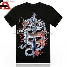 Unisex Latest New wholesale dark t-shirt sublimation paper/sublimation t-shirt wholesale for boys