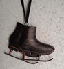 Christmas Metal Decorative/Hanging Socks Ornament
