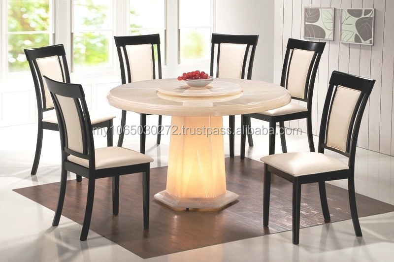 Marble Dining Table Wooden Chair Glowing Table Stand Buy  : Marble Dining Table Wooden Chair Glowing Table from alibaba.com size 800 x 532 jpeg 94kB
