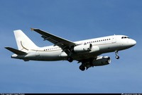 Airbus A319-100 ACJ Aircraft with Long Range tanks