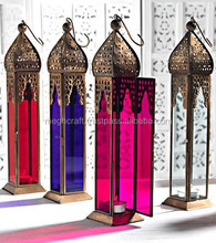 Indian handmade Moroccan Lamp-Moroccan Lantern-Hanging Lamp-Wholesale handicraft Moroccan lanterns-Home decor lanterns