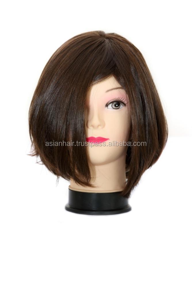 European Hair Human Wig 7