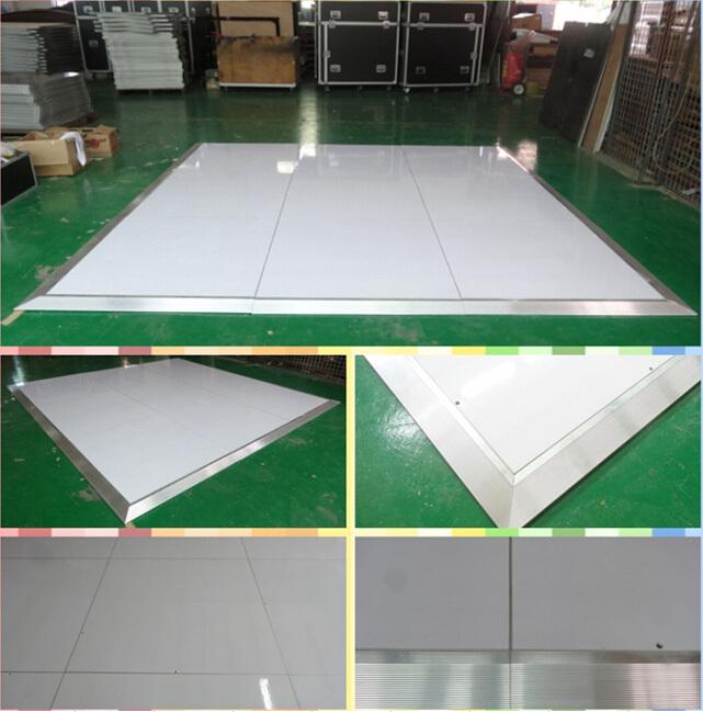Portable Outdoor Dance Floor : Outdoor waterproof flooring plywood interlocked diy tap