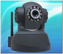 WIFI PAN&TILT NIGHTVISION IP CAMERA 2 WAY AUDIO(WIP-01)
