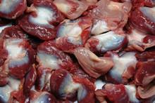 Frozen/Fresh Halal Chicken Gizzards,Liver and Heart