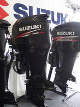 USED SZUKI 175 HP 4 STROKE OUT BOARD MOTOR