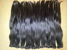 Alibaba Express 2015 Vietnamese single drawn weft straight silky shiny human hair, cheap factory price Vietnamese weft hair