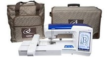 Brother Quattro 2 NV6700D Computerized Embroidery, Quilting and Sewing Machine