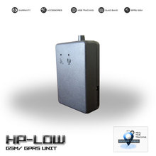 GPS unit for Vehicle Tracking, 3G/ GSM, Auto-Geofence (SMS/ Android APP), Microphone, Panic Alert, Backup battery-HPLOW