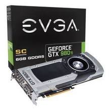 Comprar 2 Obtener 1 Gratis nueva EVGA GeForce GTX 980 Ti Tarjeta gráfica - 6 GB GDDR5 - 384 bits - 1102 MHz