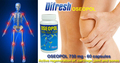 Mejor sulfato de glucosamina y condroitina capsulas complemento alimenticio