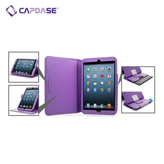 Caso pasta Versa Dot para iPad Mini