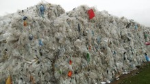 LDPE 95/5 Clear Film - scrap plastic recyclables