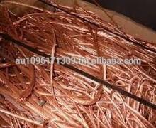 Caliente venta! chatarra de cobre alambre millberry 99.99%