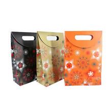 Decorativo papel hechos a mano regalo de la impresión