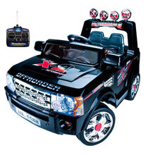 Brand New KIDS RIDE ON JEEP ELECTRIC CHILDRENS 12V BATTERY REMOTE CONTROL TOY CAR JJ012