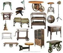 INDUSTRIAL FURNITURE EXPORTER, Vintage Industrial Furniture
