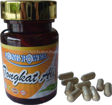 Malaysian Aphrodisiac Pure Tongkat Ali for Libido and Energy (Eurycoma longifolia)