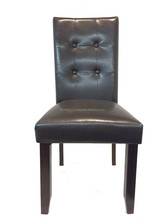 Classic rubber wood dining chair TN-050-SC